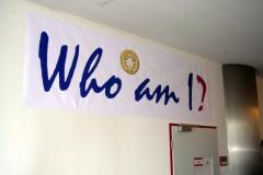 Who Am I Event (Mar 27, 2004)