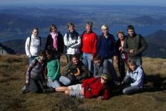 Mountain Trip (Oct 21-22, 2006)