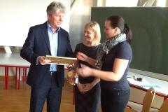 Znaika school visit